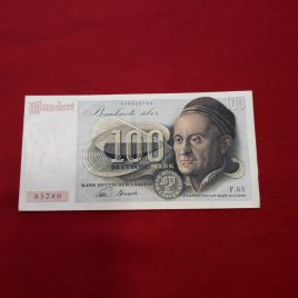 100 DEUTSCHE MARK 1948 ALEMANIA MBC+(RARO)
