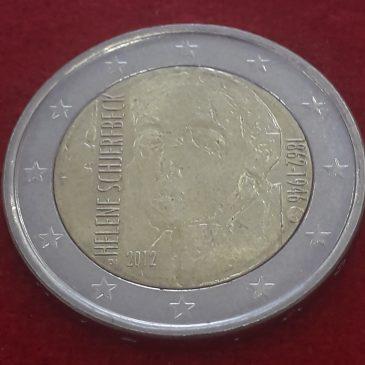 2 Euros Conmemorativos Finlandia 2012, calidad MBC