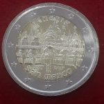 Moneda conmemorativa 2 euros Italia 2017 San Marco Venezia