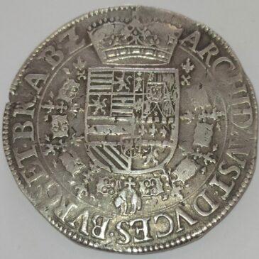 EUROPA 1598-1621 Belgique. Brabante. Albert et Isabelle. Patagon nd Bruxelles